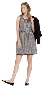 Madewell short dress Gingham Alexa Chung Indie Vintage Inspired on Tradesy