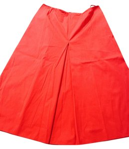 Prada Skirt red