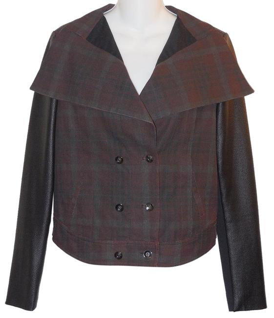 Preload https://img-static.tradesy.com/item/19416717/bcbgmaxazria-multicolor-leather-sleeves-jacket-size-4-s-0-1-650-650.jpg