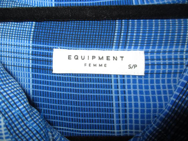 Equipment Top Blue