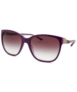 BVLGARI BVLGARI Serpenti Purple / Burgundy Gradient Square Sunglasses BV8136B