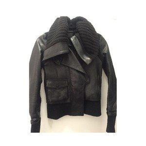 A.L.C. Leather Jacket