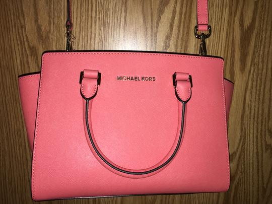 Michael Kors Satchel in Pinkgrapefruit