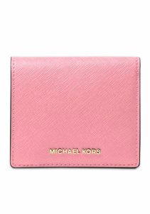 Michael Kors Michael Kors Jet Set Travel Card Holder coin wallet