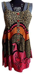 Anna Sui short dress Multi on Tradesy