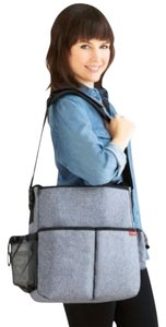 Skip Hop Messenger Polyester Diaper Bag