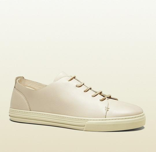 Preload https://img-static.tradesy.com/item/19417888/gucci-white-9022-men-s-leather-lace-up-sneaker-342038-size-75-gus-8-shoes-0-0-540-540.jpg