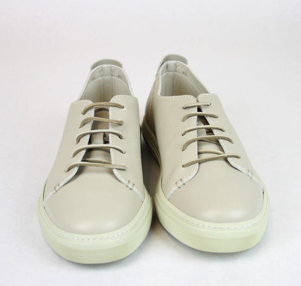c7293951c Gucci White 9022 Men's Leather Lace-up Sneaker 342038 Size 8 G/Us 8.5.  123456789