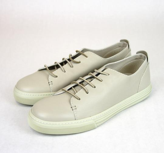 Gucci White 9022 Men's Leather Lace-up Sneaker 342038 Size 9 G/Us 9.5 Shoes