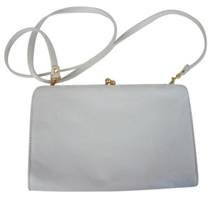 Giani Bernini Leather Clutch Cross Body Bag