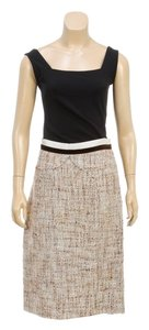 Marc Jacobs Skirt Tan Multicolor