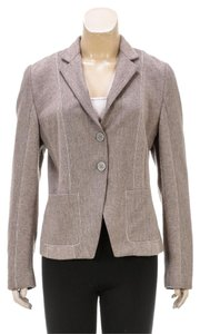 Brunello Cucinelli Gray Womens Jean Jacket