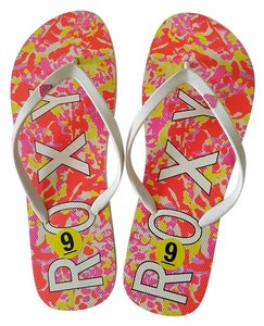 Roxy multi color Sandals