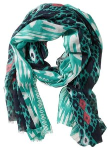 Banana Republic Beverly Turquoise scarf