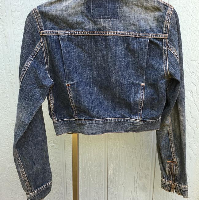 Guess By Marciano denim Womens Jean Jacket Image 2