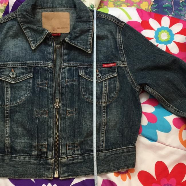 Guess By Marciano denim Womens Jean Jacket Image 4
