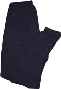 Abercrombie Kids Baggy Pants Navy Blue
