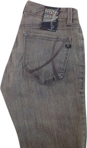 !iT Jeans Straight Leg Jeans-Light Wash