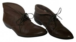 Very Volatile Flat Vintage Hipster Brown Boots