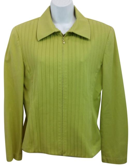 Preload https://img-static.tradesy.com/item/19421059/st-john-sport-by-marie-gray-chartreuse-stretchy-cotton-blend-size-8-m-0-1-650-650.jpg