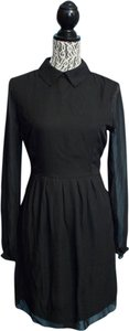 Kardashian Kollection Collar Dress