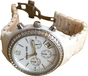 Michael Kors Michael Kors white watch