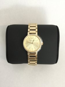 Marc by Marc Jacobs Marc Jacobs Women's Peggy Gold-Tone Stainless Steel Watch MBM3405