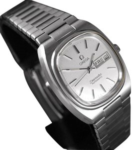 Omega 1983 Omega Seamaster Vintage Mens TV Watch, Automatic, Day Date