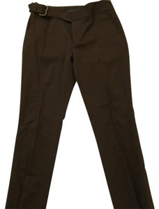 Ralph Lauren Skinny Pants Brown