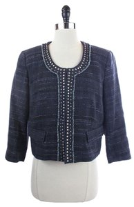 Ann Taylor LOFT Navy Blue BLUES Blazer