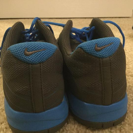 Nike Blue, gray Athletic