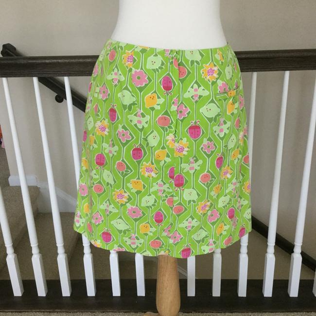 Lilly Pulitzer Skirt floral