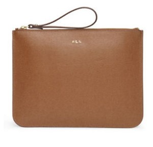 Ralph Lauren Luggage Clutch