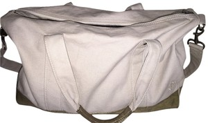 Abercrombie & Fitch Grey Shine Travel Bag