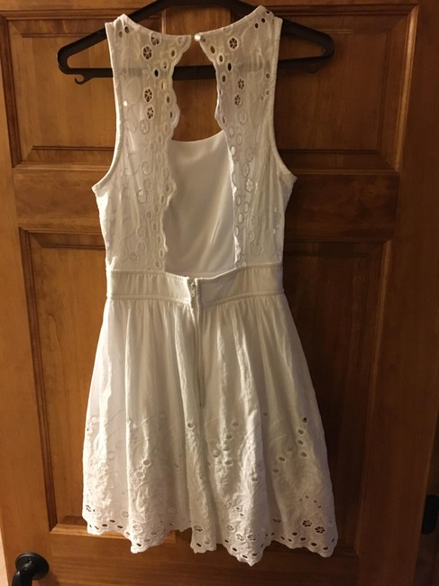 Charlotte Russe short dress White on Tradesy