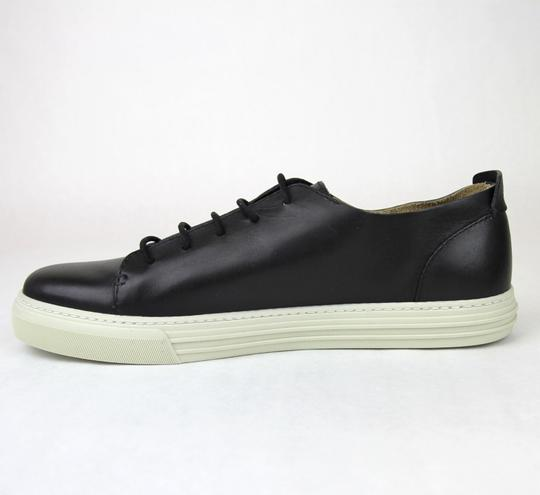 Gucci Black Hysteria Men's Leather Lace-up W/Hysteria Crest 342037 Size 7 G/Us 7.5 Shoes