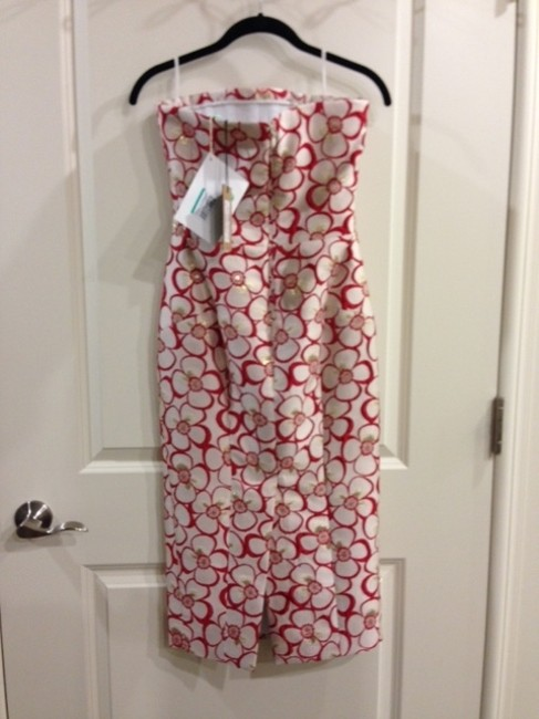 Dsquared2 Strapless Size 4 Dress