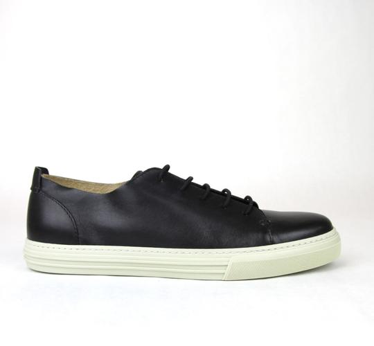 Gucci Black Hysteria Men's Leather Lace-up W/Hysteria Crest 342037 Size 9 G/Us 9.5 Shoes