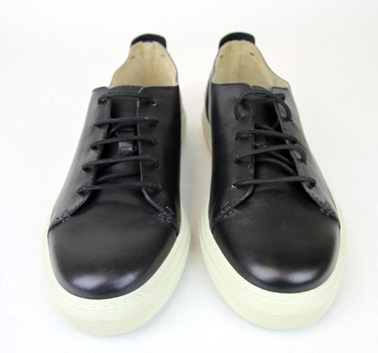 Gucci Black Hysteria Men's Leather Lace-up W/Hysteria Crest 342037 Size 9.5 G/Us 10 Shoes