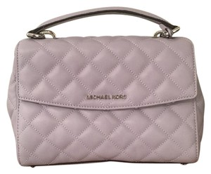 MICHAEL Michael Kors Satchel in Lilac
