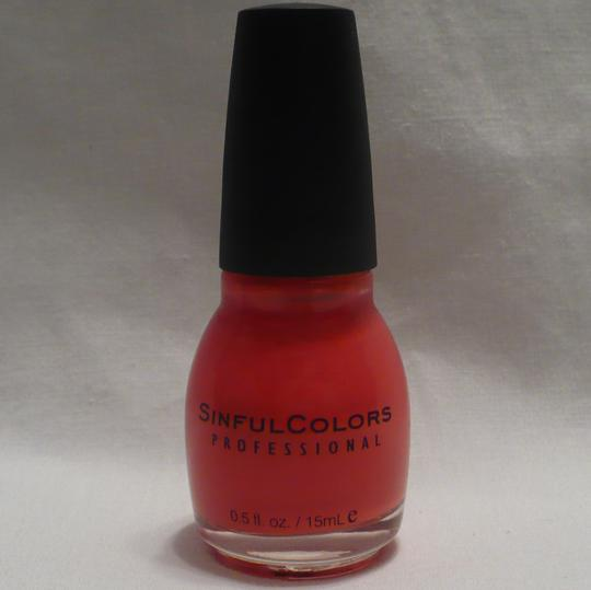 Sinful Colors Sinful Colors THIMBLEBERRY Nail Polish