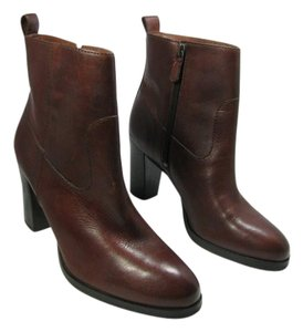 Cole Haan Ankle Heel BROWN Boots