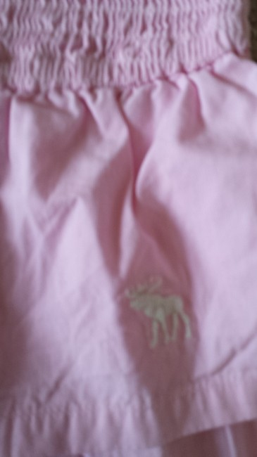 Abercrombie & Fitch Stretchy Top Pink
