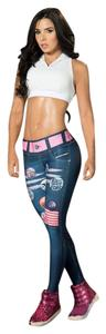 Brand Fit Hard Rock collection, Denim style