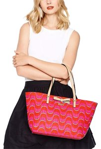 Kate Spade Very Stylish Tote in Maraschino/Hot Pink