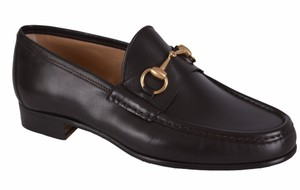 Gucci Men's Laofers Loafers Men's Loafers Loafers Brown Flats
