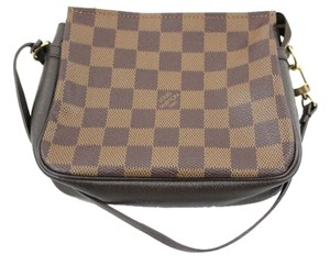 Louis Vuitton Trousse Cosmetic Pochette Clutch Convertible Baguette