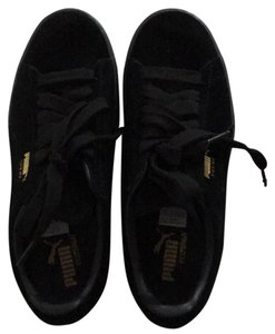 Puma Black-team Gold Athletic