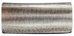 Beirn Snakeprint Clutch