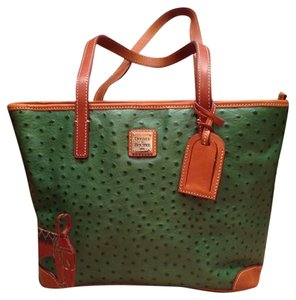 Dooney & Bourke Tote in Jazzy Green